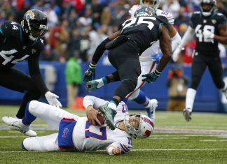 Allen Leads Bills to 24-21 Win over Jaguars