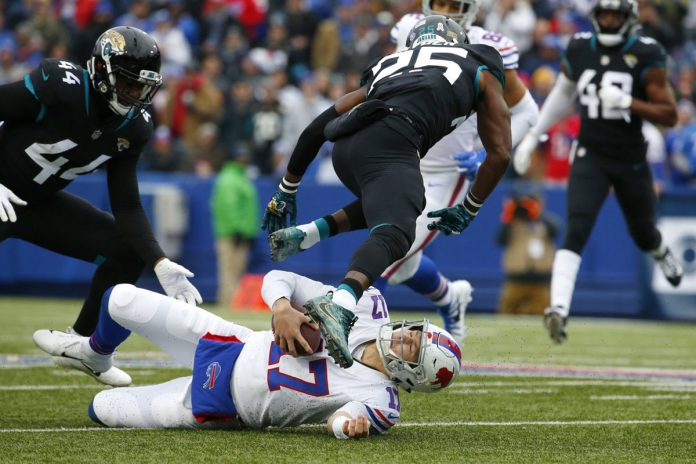 Allen Leads Bills to 24-21 Win over Jaguars