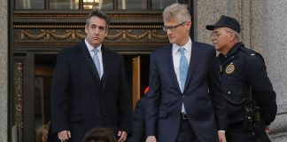 Cohen Confesses to Lying About Trump Tower Moscow Deal
