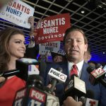 GOP's DeSantis defeats Gillum in Florida governor's race
