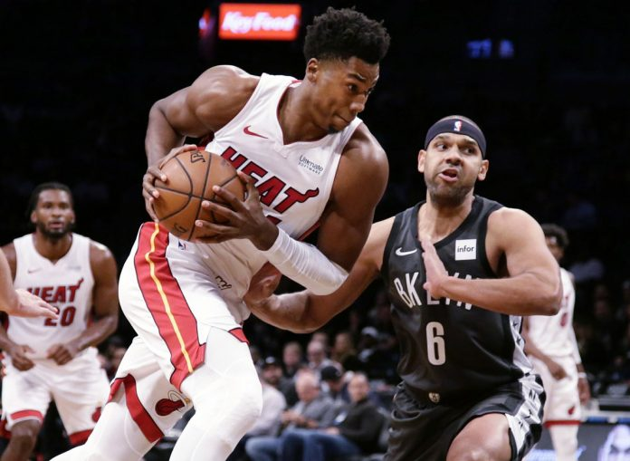 Heat Beat Nets 120-107 to End Three-game Losing Streak