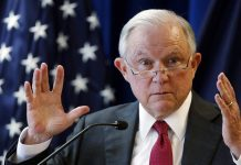Sessions Resigns as Attorney General