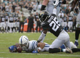 Aggressive Colts Fall Short on 4th Down, Lose 6-0 at Jaguars