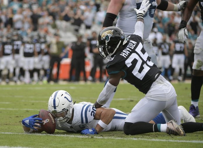 Aggressive Colts Fall Short on 4th Down, Lose 6-0 at Jaguars