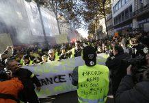 Escalating Riots with Hidden Populist Agenda
