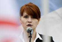In Plea Deal, Maria Butina Admits to Being a Secret Agent
