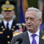 Mattis Resigning as Pentagon Chief after Clashes with Trump
