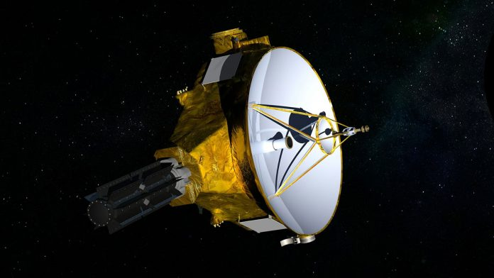 NASA Spacecraft Hurtles Toward Tiny, Icy World Beyond Pluto