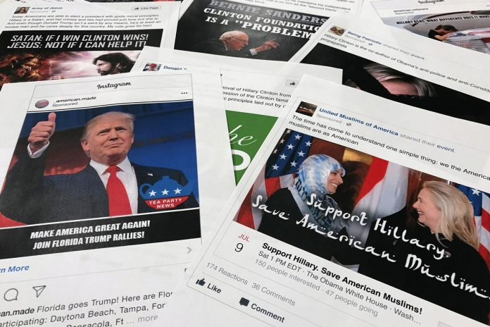 Report: Russia Still Using Social Media to Roil US Politics