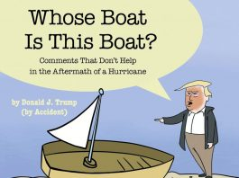 "Trump Spoof Book: ""Whose Boat Is This Boat"