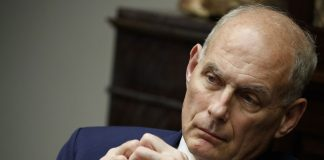 Trump's Chief of Staff John Kelly to Leave at Year's End