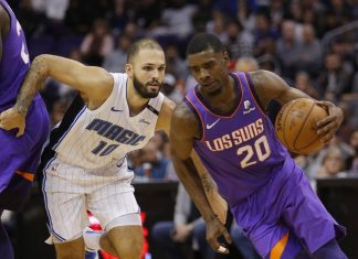 Vucevic powers Magic over Suns 99-85