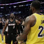 Wade, James Embraced Final Chance to Compete on Court