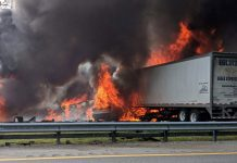 7 Killed after Fiery Crash on Interstate 75 near Gainesville