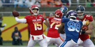AFC Wins 3rd Straight Pro Bowl, 26-7 over NFC in Orlando