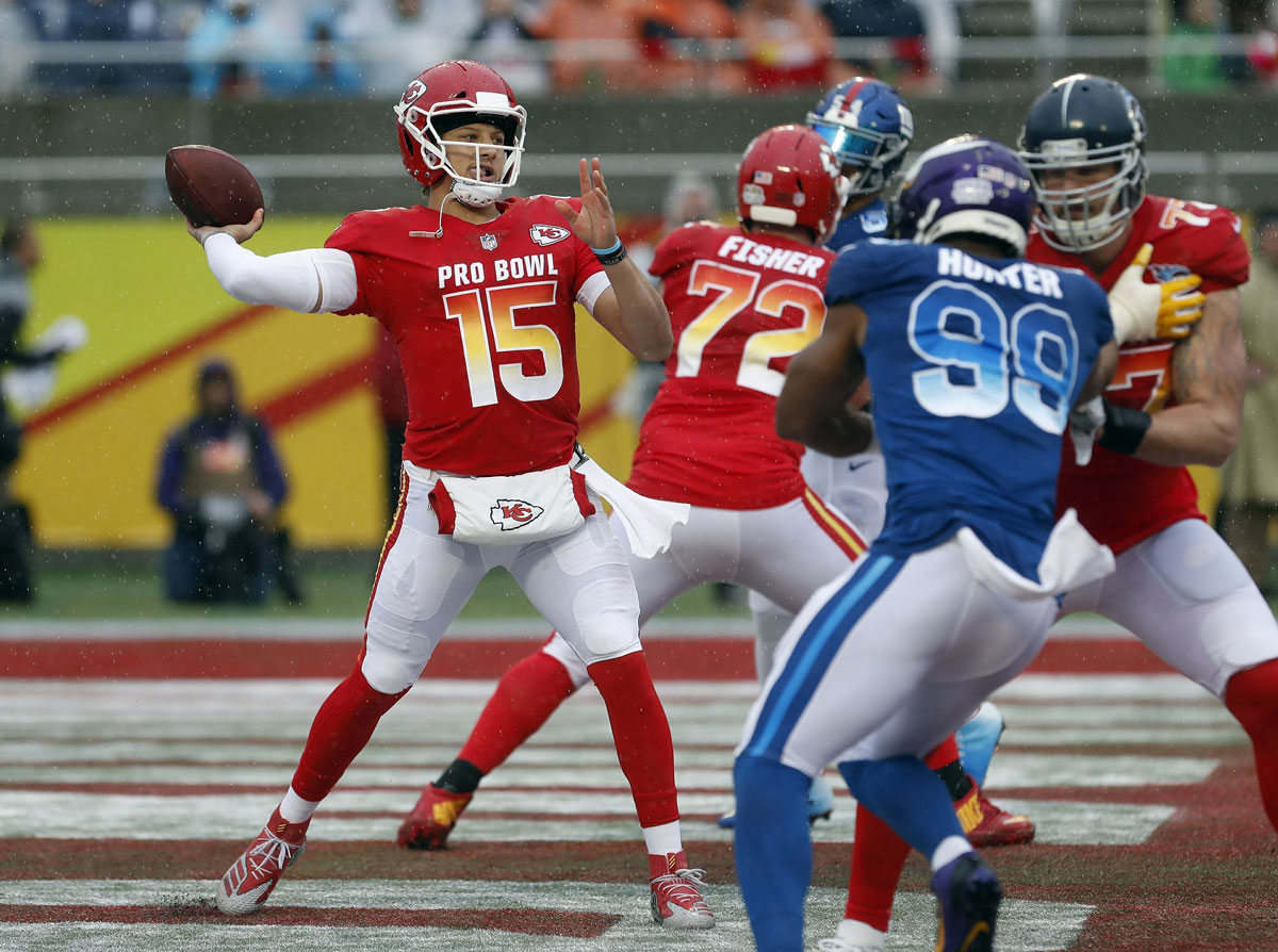 AFC Wins 3rd Straight Pro Bowl, 26-7 over NFC in Orlando ...
