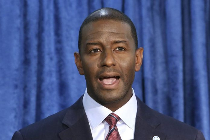Gillum May Have Broken Law, Florida's Ethics Commission Says
