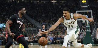 Heat Gets Crushed by Bucks, Antetokounmpo Has Triple-double