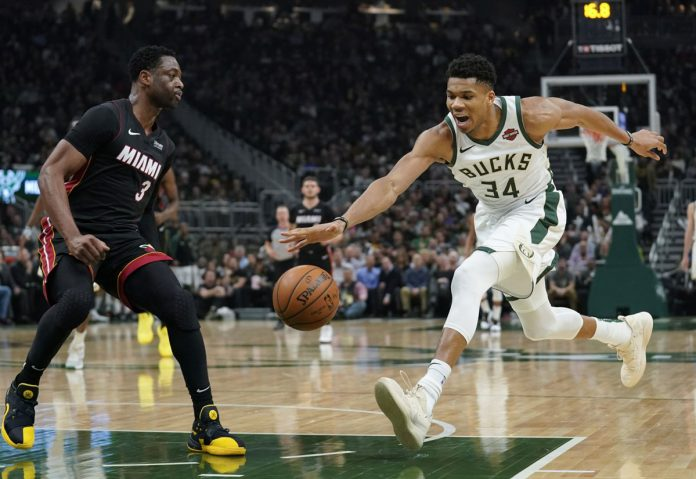 Heat Gets Crushed by Bucks, Antetokounmpo Has Triple-double