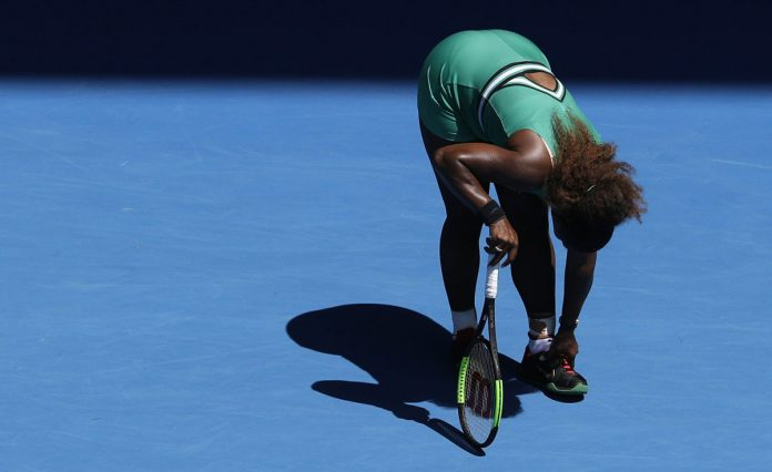 Serena Turns Ankle, Wastes Match Points in Loss to Pliskova