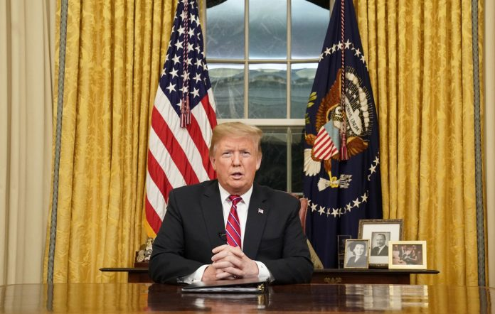 Trump Pleads on TV for Wall Money; Dems Say he Stokes 'Fear'
