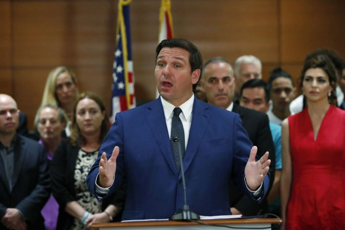 Gov. Ron DeSantis Wants Grand Jury to Investigate Schools
