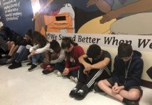 Schools fall silent to mark anniversary of Parkland massacre