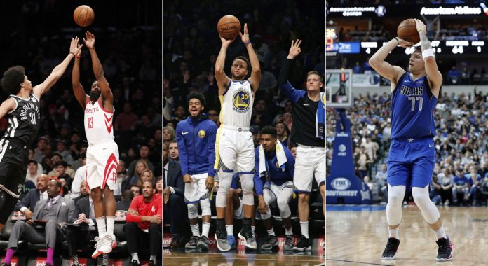 Step-back 3-pointeris the Perfect Weapon for the Modern NBA