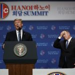Trump, Kim Summit Collapses over Sanctions Impasse