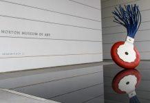 Typewriter Eraser, Scale X: a Monumental Art Installation