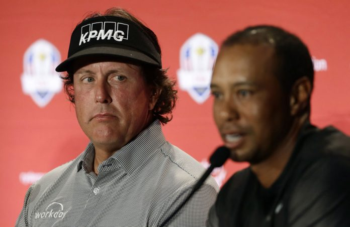 Woods, Mickelson Still Going Strong