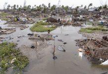 Cyclone Slams into Mozambique, Destroys Entire Villages