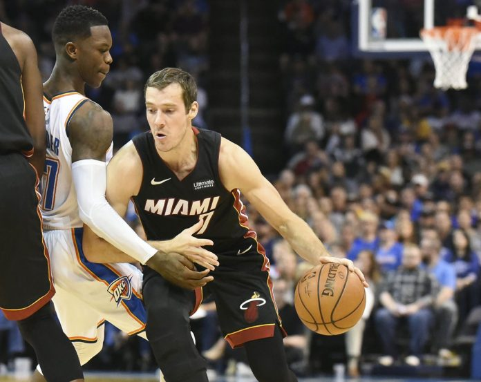 Dragic, Wade Lead Heat Past Westbrook-less Thunder, 116-107