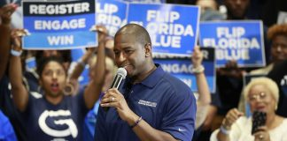 Gillum's Goal: Register 1 Million Florida Voters for 2020