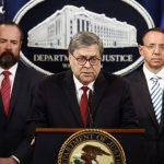Barr Gets First Word Before America Sees Mueller Report