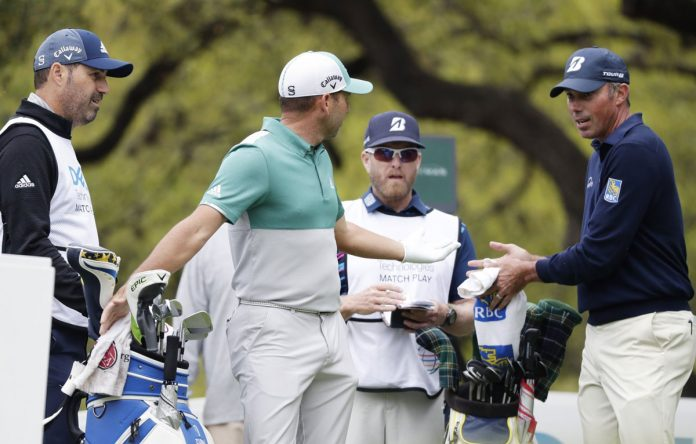 Masters Perfect Week to Forget Golf Squabbles