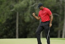 Tiger Woods' win at the Masters is still a hot topic