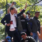 Venezuela's Guaido Takes to Streets in Military Uprising