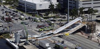 Cracks in Miami bridge grew 'daily' before collapse
