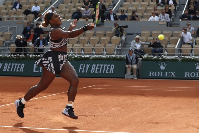 Serena Williams Wins at French Open