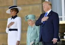 Trump Meets Queen, Escalates Feud with London Mayor