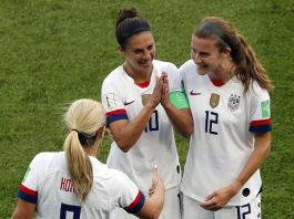 U.S. Women's National Team: 'No Egos on this Team'