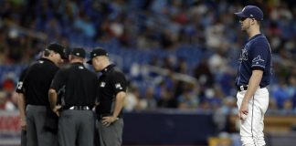 Rays Beat Red Sox 3-2 as Boston Files Protest over Lineup