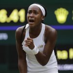 Coco Gauff, 15, part of crop of young Americans