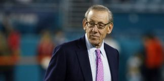Dolphins' Receiver, Owner at Odds on Support of Trump