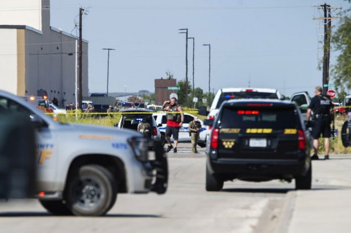Five People Dead in West Texas Shooting, 21 Injured