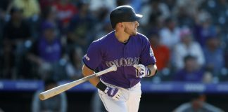 Hampson's Single in 10th Rallies Rockies Past Marlins, 7-6