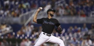 Marlins Rally from 4-run Deficit and Beat Braves 7-6