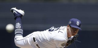 Quantrill, Padres Beat Rays for 1st Time Since 2010