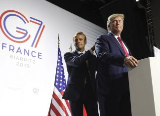 Trump Portrays G-7 as a Lovefest, Papering Over Differences